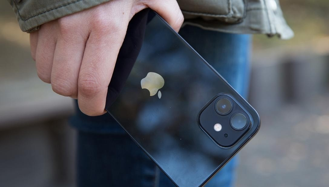 The iPhone just had a huge quarter