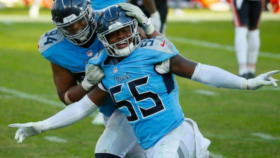 Jayon Brown: It would be huge to stay with the Titans